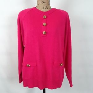 Vintage Castlebrook Sweater Pink